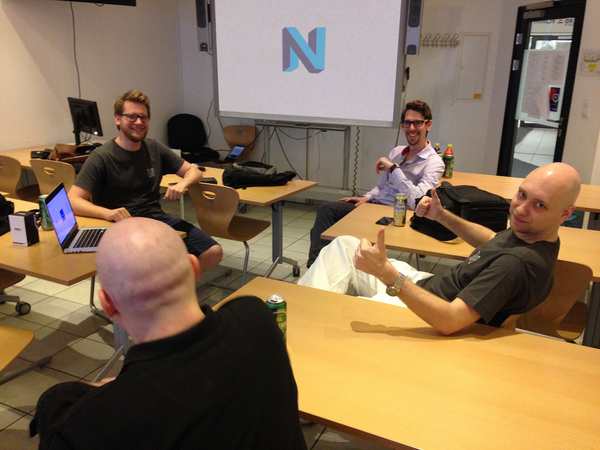 Neos CMS and Flow Meetup Vienna